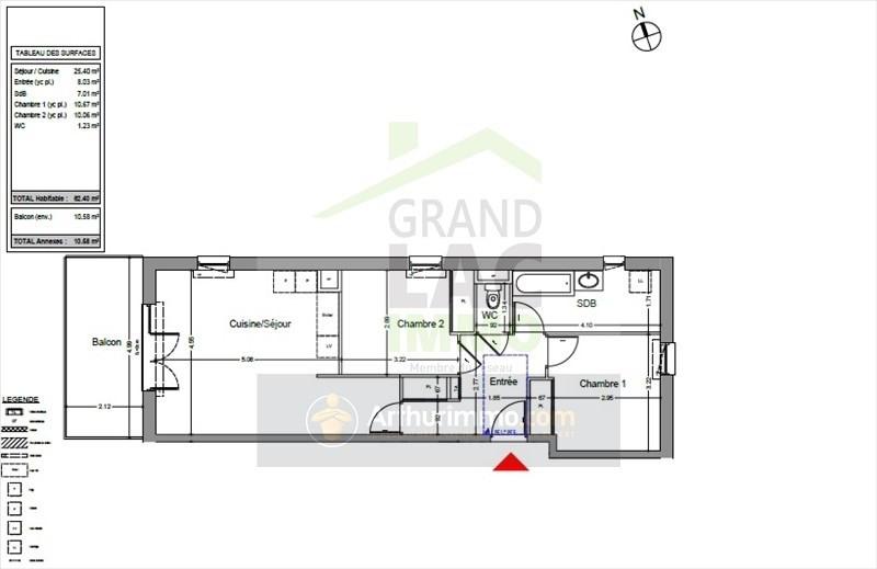New home sale program Aix les bains  - Picture 2