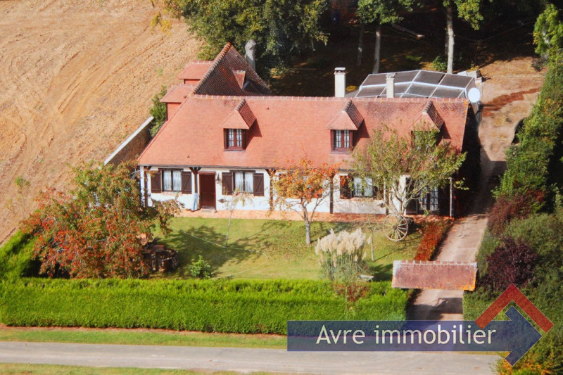 Sale house / villa Verneuil d'avre et d'iton 209500€ - Picture 1
