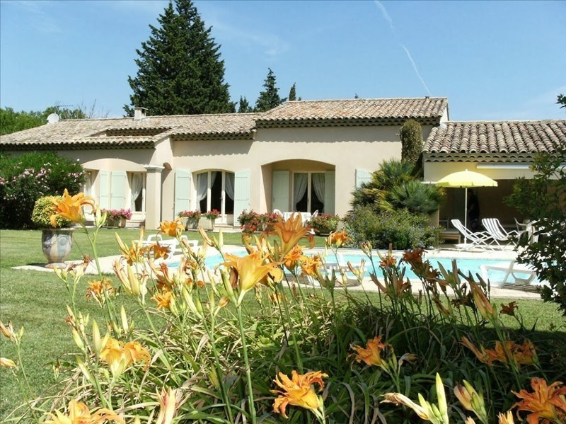 Vente maison / villa Aubignan 444 000€ - Photo 1