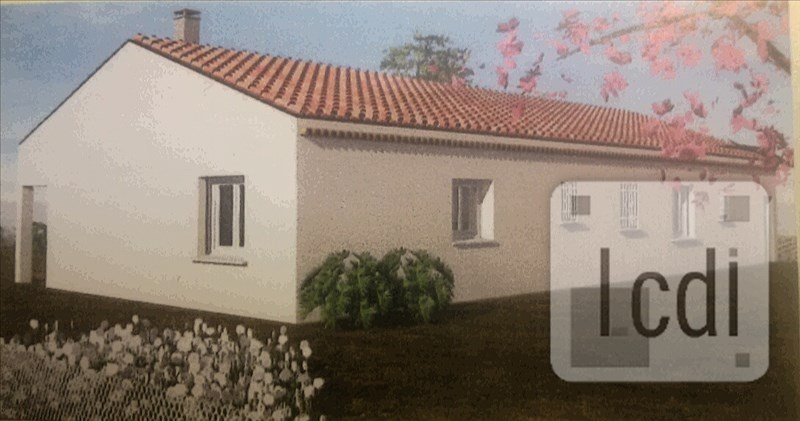 Vente terrain Chomerac 95 000€ - Photo 3