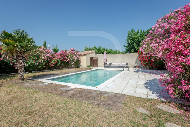 Vente maison / villa Aubignan 295000€ - Photo 10