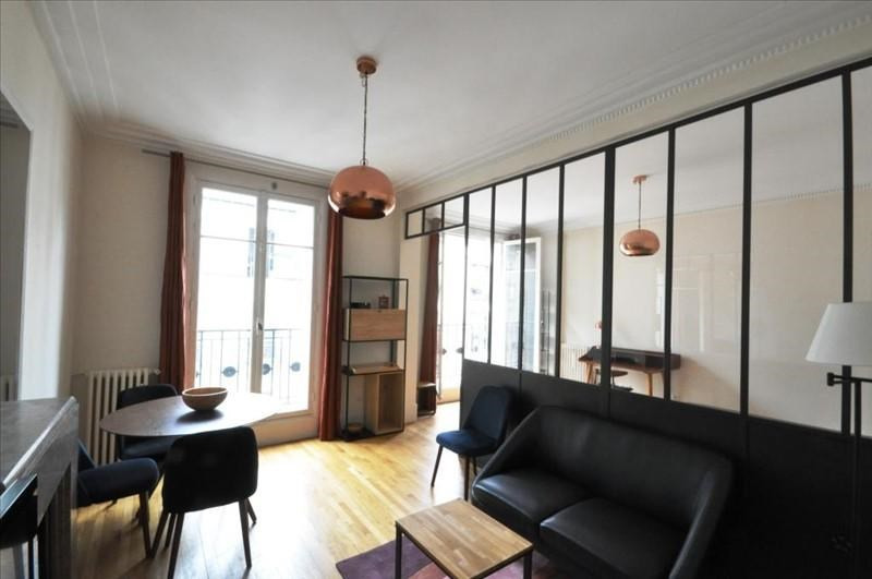Rental apartment Paris 8ème 2 450€ CC - Picture 2