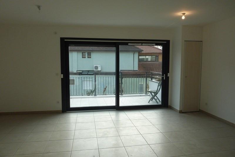 Alquiler  apartamento Aix les bains 892€ CC - Fotografía 9