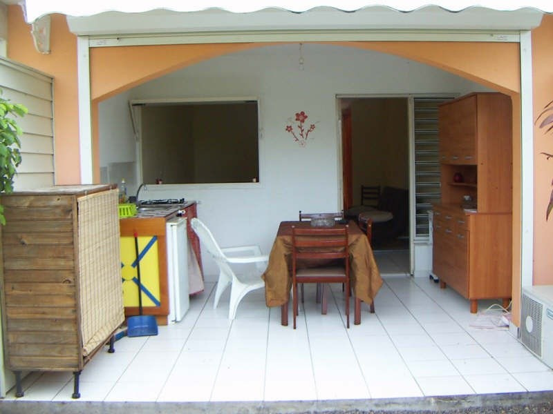 Alquiler  apartamento St francois 510€ CC - Fotografía 1