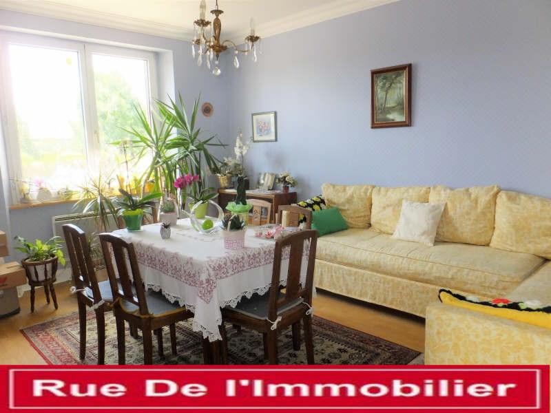 Sale apartment Gundershoffen 114100€ - Picture 1