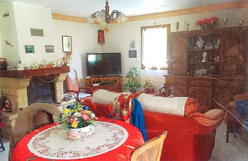 Life annuity house / villa Lagrand 80 000€ - Picture 7