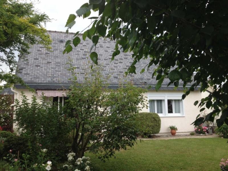 Vente maison / villa Plougoumelen 230000€ - Photo 1