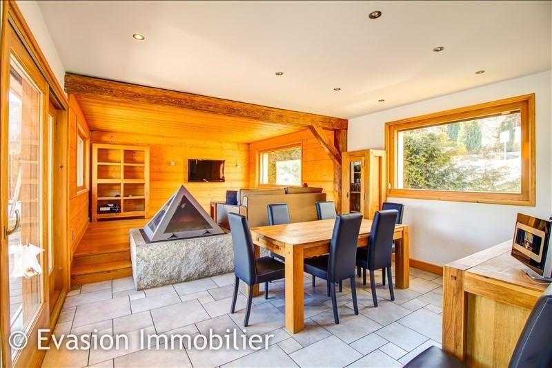 Deluxe sale house / villa Cordon 740000€ - Picture 4