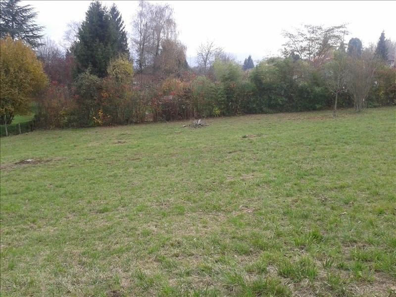 Vente terrain Yenne 80000€ - Photo 1