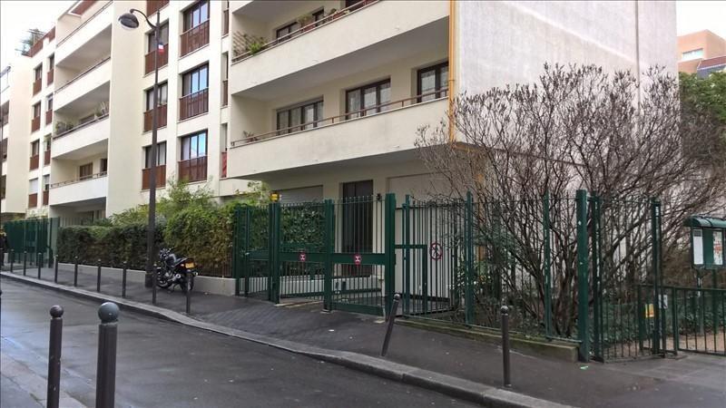 Vente parking Paris 11ème 22000€ - Photo 1