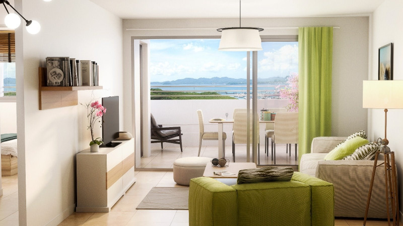 Produit d'investissement appartement Fort de france 289000€ - Photo 1