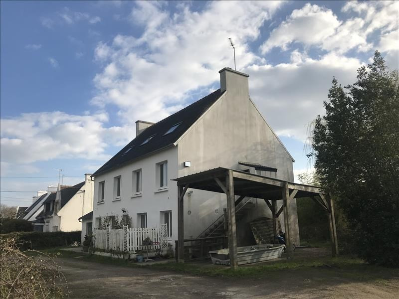 Sale building Fouesnant 266 250€ - Picture 4