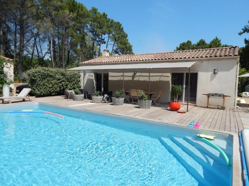 Sale house / villa Salernes 488250€ - Picture 3