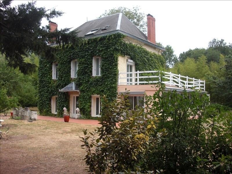 Vente maison / villa Chasseneuil du poitou 470000€ - Photo 1