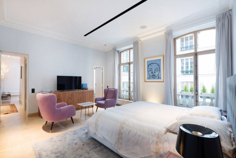 Revenda residencial de prestígio casa Paris 8ème 10800000€ - Fotografia 16