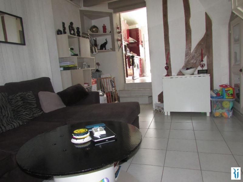 Produit d'investissement maison / villa Le houlme 117000€ - Photo 2