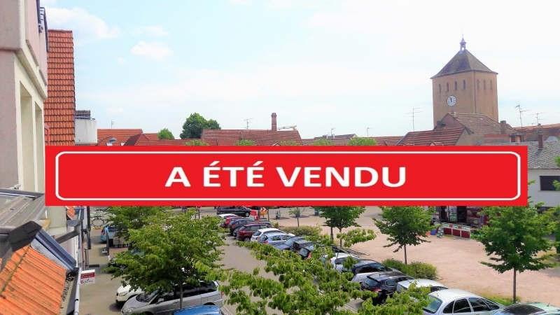 Vente appartement Haguenau 204000€ - Photo 1