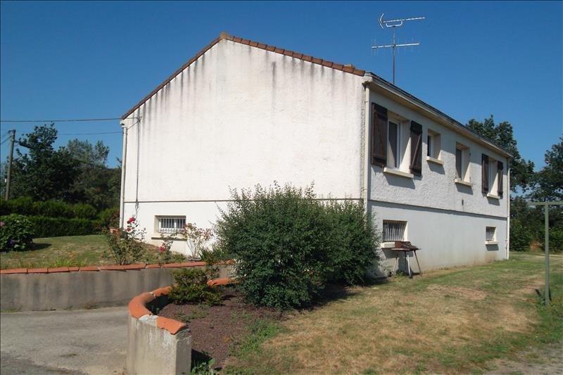 Vente maison / villa Le poire sur vie 175400€ - Photo 4