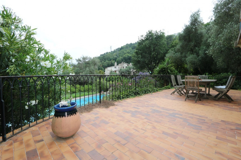 Revenda residencial de prestígio casa Villefranche sur mer 1290000€ - Fotografia 7