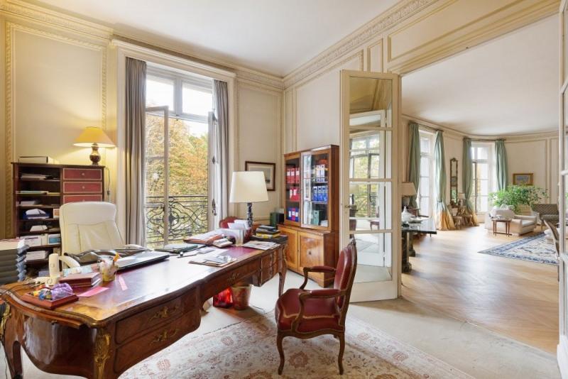 Revenda residencial de prestígio apartamento Paris 16ème 7500000€ - Fotografia 3