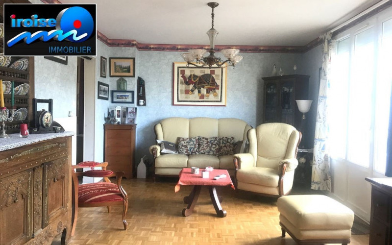 Vente appartement Brest 136600€ - Photo 2