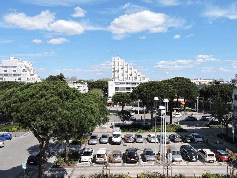 Location vacances appartement La grande motte 455€ - Photo 1