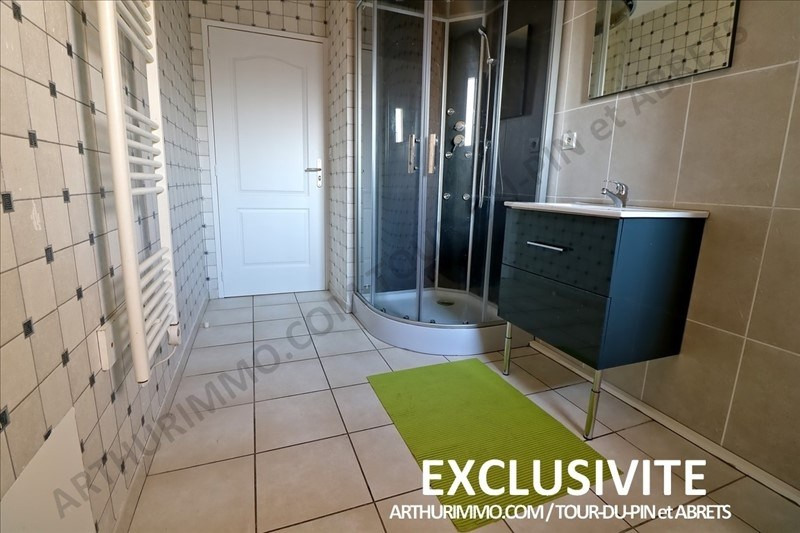 Vente maison / villa Bourgoin jallieu 168500€ - Photo 8