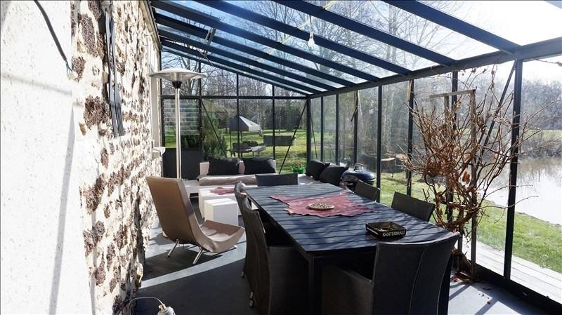 Verkauf von luxusobjekt haus Houdan 15 mn 890000€ - Fotografie 5