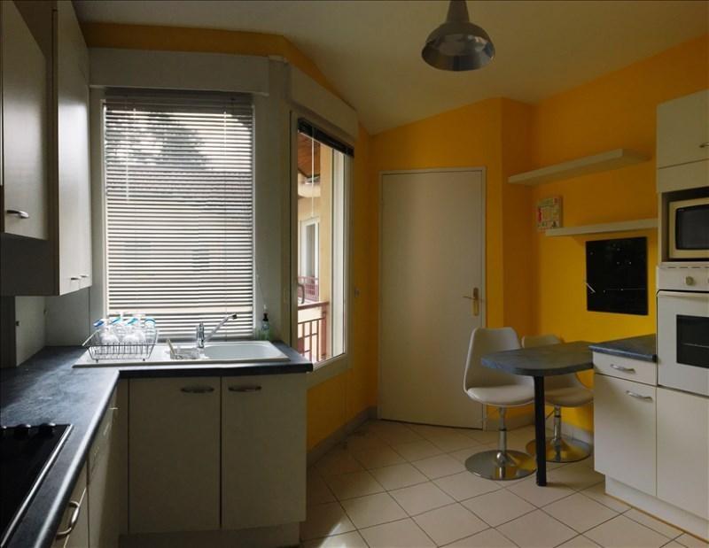Sale apartment Charbonnieres les bains 272000€ - Picture 2