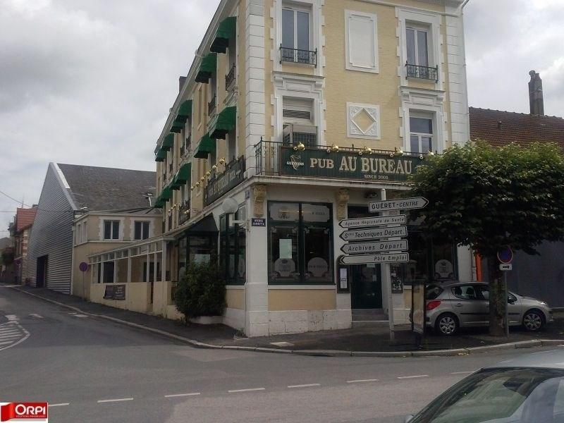 Fonds de commerce Café - Hôtel - Restaurant Guéret 0