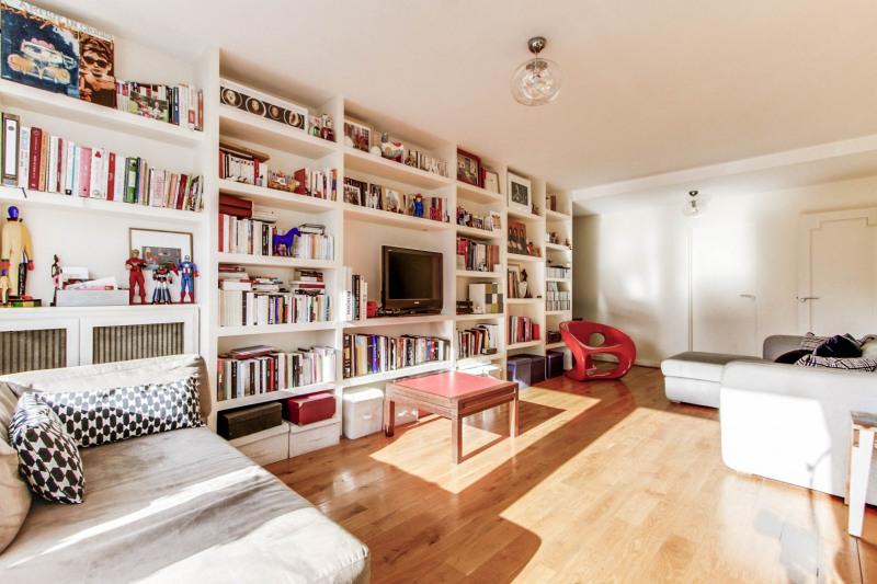 Sale apartment Paris 11ème 980000€ - Picture 2