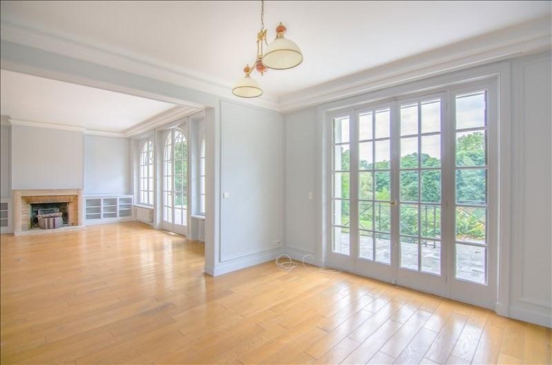 Revenda residencial de prestígio casa Croissy sur seine 2190000€ - Fotografia 6