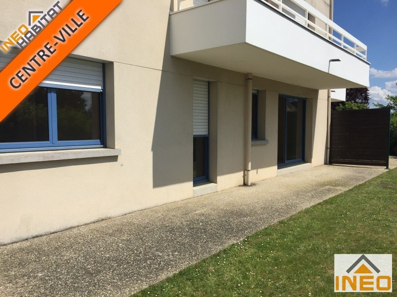 Vente appartement Romille 116 600€ - Photo 1
