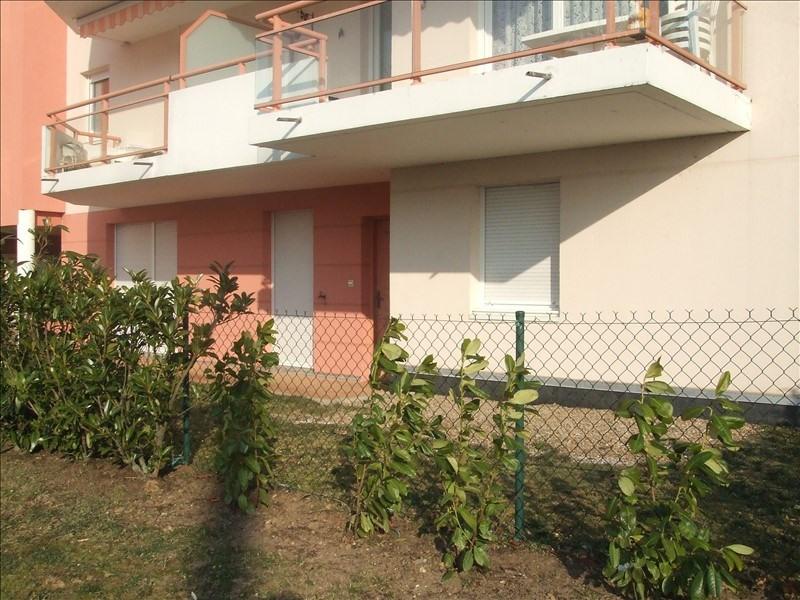 Vente appartement Moulins 155000€ - Photo 1