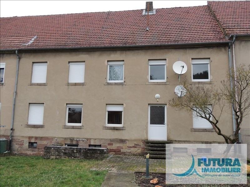 Vente maison / villa Puttelange aux lacs 167000€ - Photo 2