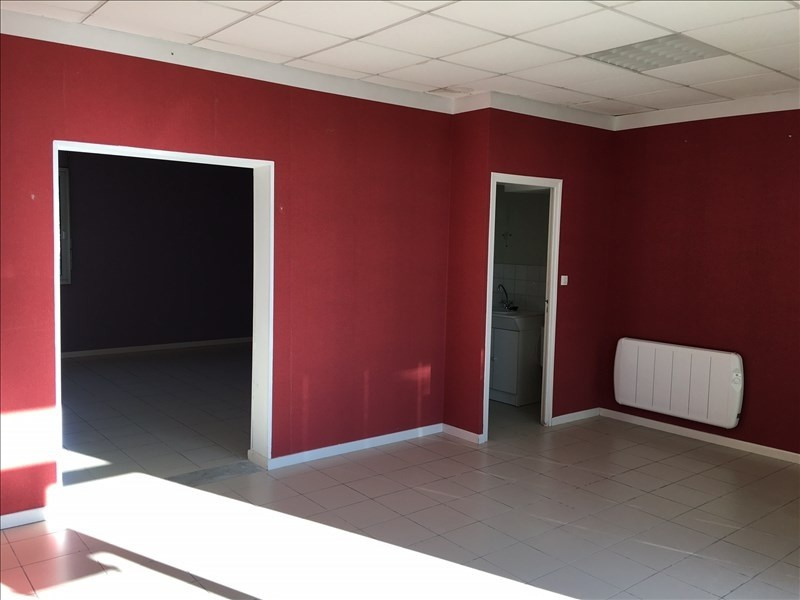 Location bureau Savenay 600€ +CH/ HT - Photo 1
