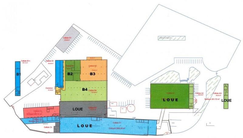 Location Local d'activités / Entrepôt Saint-Pryvé-Saint-Mesmin 0
