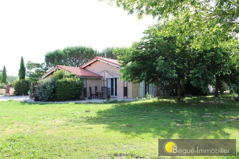 Vente maison / villa Pibrac 366 000€ - Photo 1