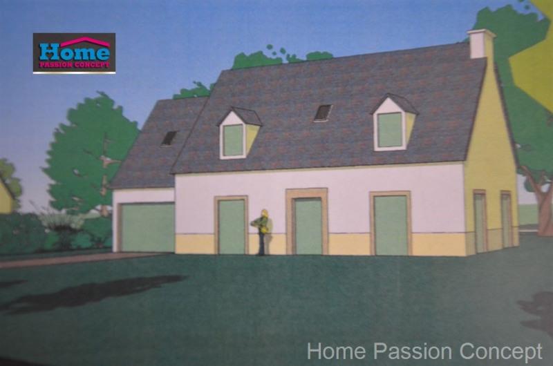 Sale site Ergue gaberic 39000€ - Picture 1