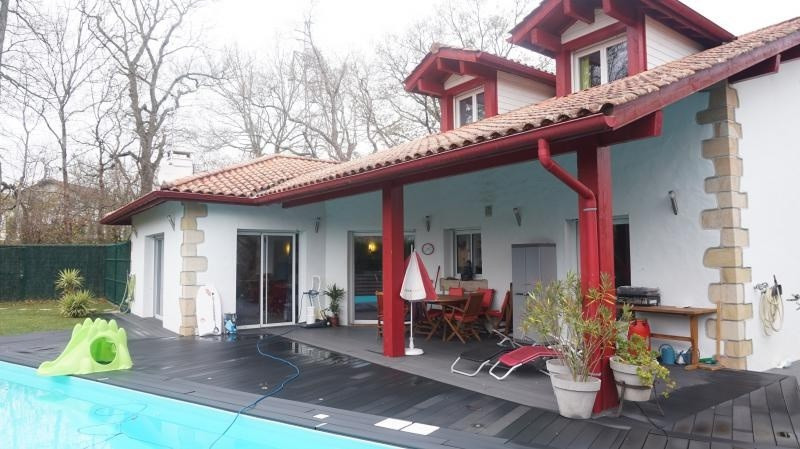 Vente de prestige maison / villa Ciboure 793000€ - Photo 1