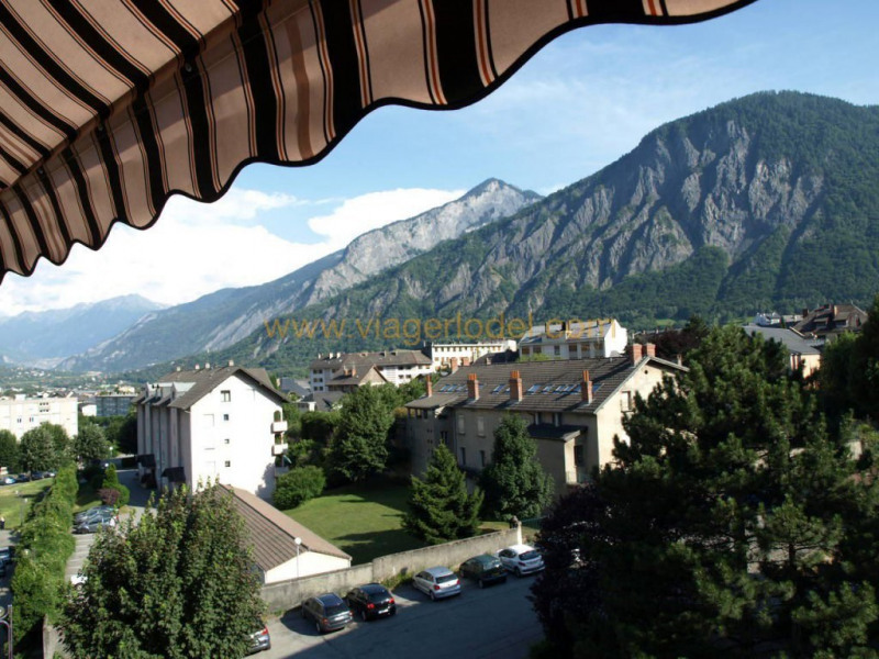 Life annuity apartment St jean de maurienne 43 500€ - Picture 1