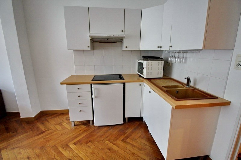 Sale apartment Nice 184000€ - Picture 3