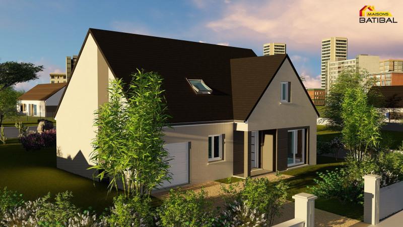 """Modèle de maison  """"Modèle de maison à étage de 3 chambres"""" à partir de 6 pièces Loiret par LES MAISONS BATIBAL"""