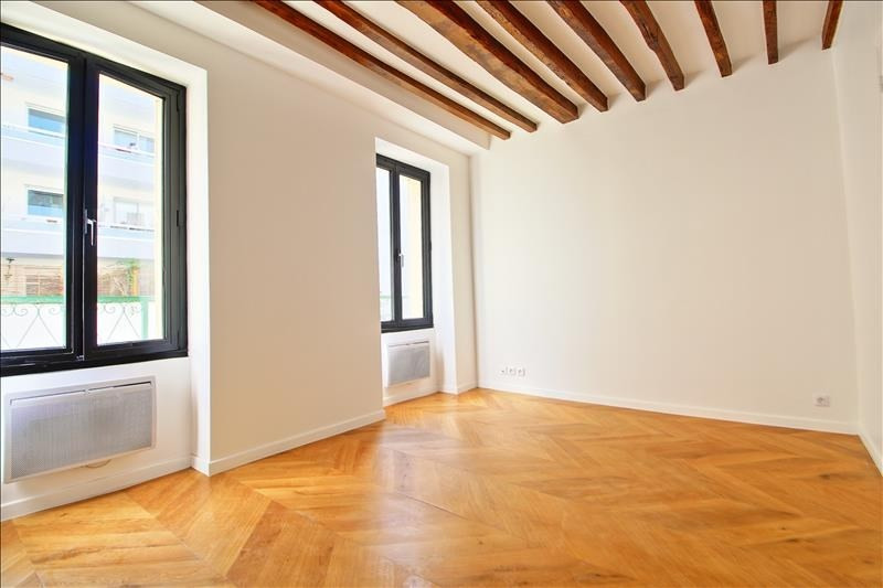 Vente appartement Paris 19ème 624 750€ - Photo 1