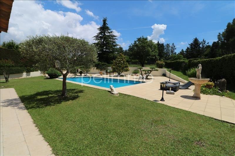 Vente de prestige maison / villa Cornillon confoux 658000€ - Photo 2