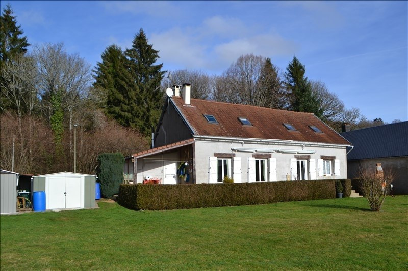 Sale house / villa Moux 149000€ - Picture 1