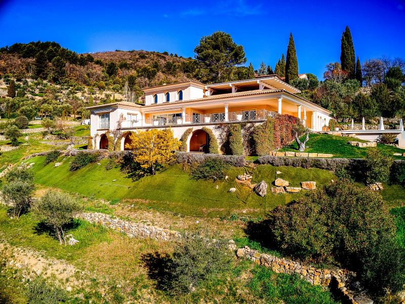 Immobile residenziali di prestigio casa Fayence 2700000€ - Fotografia 2