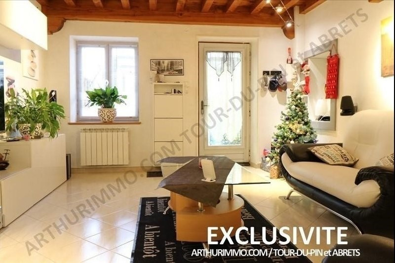 Vente maison / villa La tour du pin 125 000€ - Photo 1