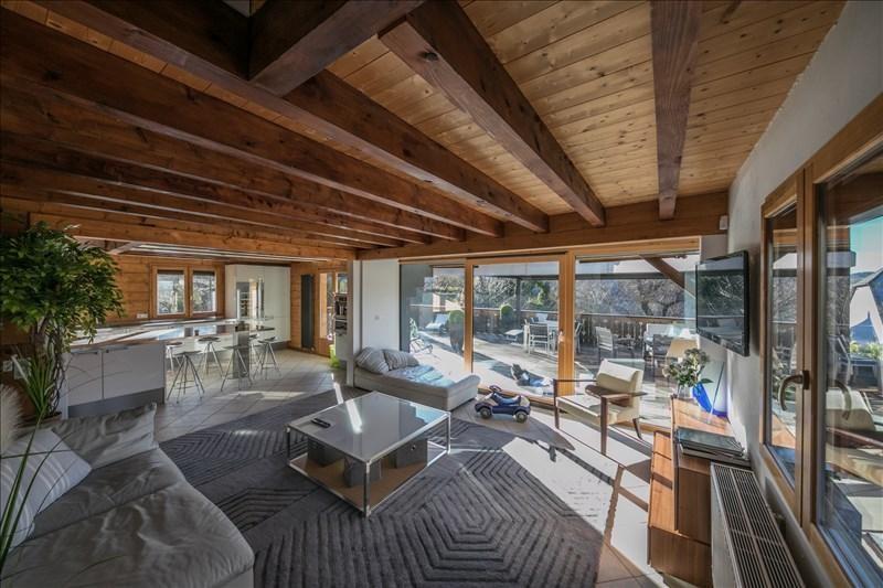 Vente maison / villa La balme-de-sillingy 508000€ - Photo 4