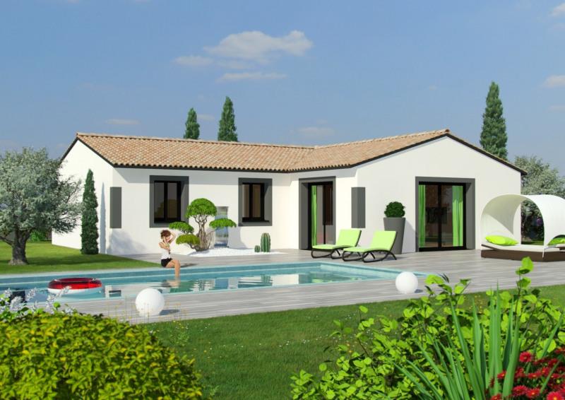 Maison  5 pièces + Terrain 80 m² La Force par maisons coté soleil